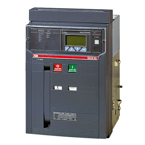 Выключатель автоматический ABB Emax стационарный E2S 800 PR122/P-LSIG In=800A 4p F HR