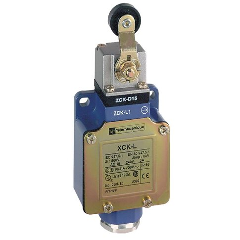 Se выключатель концевой ролик-плунжер xcmd21f2l1, выключатели концевые, устройства контроля (реле