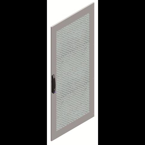 SE Микроперфорированная одинарная дверь 1600x800