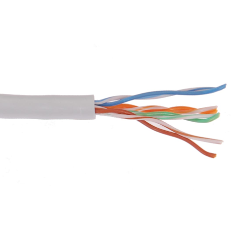 Cabeus stp-4p-cat6a-solid-in-lszh кабель витая пара экранированная stp (u/ftp), категория 6a (10gbe), 4 пары, 0,57мм