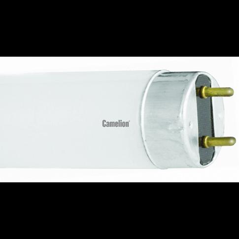Лампа люминесцентная, линейная 900мм 30Вт d26 G13 холод-бел. Camelion