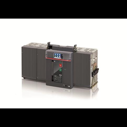 Выключатель автоматический ABB Emax2 выкатной E6.2V/f 5000 Ekip Dip LI 4p WMP