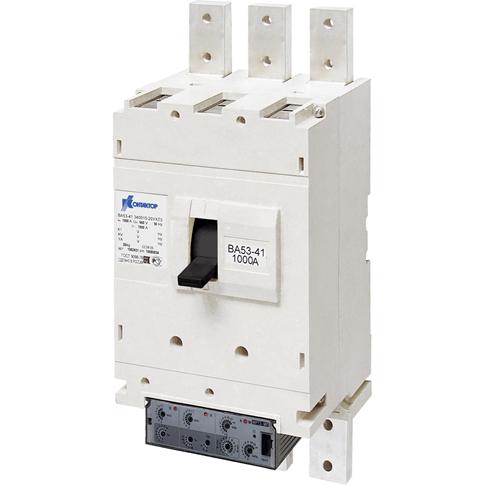 Выключатель автоматический в литом корпусе 1037006 Контактор