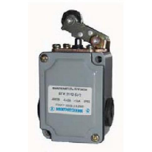 Путевой выкл. ВПК-2112-БУ2, рычаг с роликом, IP65, выключатель путевой  (ЭТ)