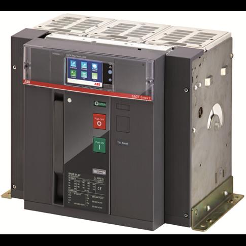 Выключатель автоматический ABB Emax2 стационарный E4.2V 4000 Ekip Touch LSI 4p FHR