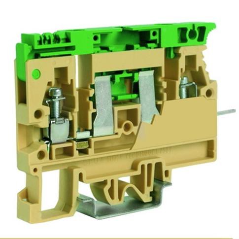 SFO.4/VSGR, разъединитель 4 кв.мм серый со штыревым контактом