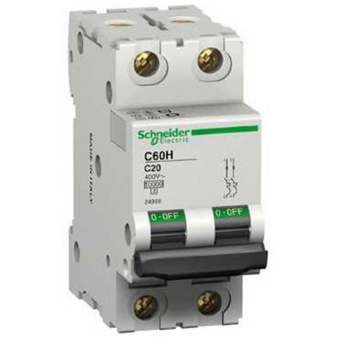 Выключатель автоматический iC60H 2П 40A C