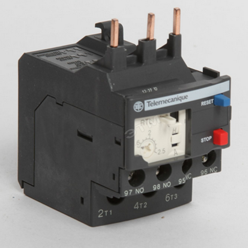 Реле электротепловое, токовое 1,6--2,5A
