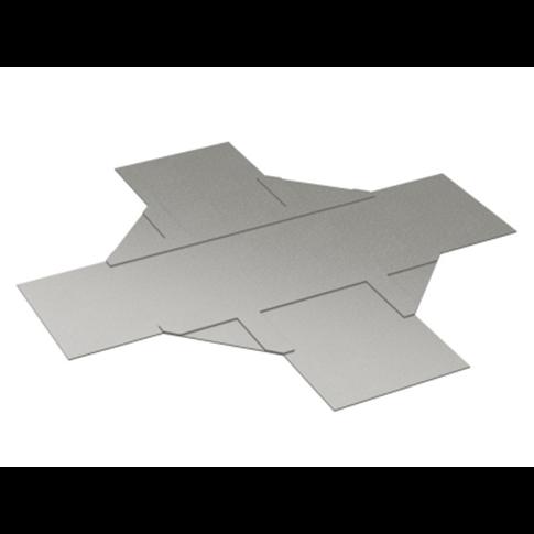 DKC Крышка на Х-ответвитель осн. 150, стеклопластик