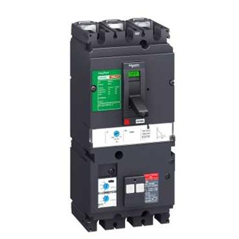 Выключатель автоматический Easypact CVS 400N 50кА 3p TM400d vigi m