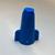 Фото Зажим соед. изолирующий СИЗ-3 (12-20мм2) синий изображение №1