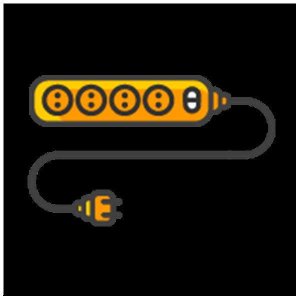 Сетевые фильтры, удлинители и переходники
