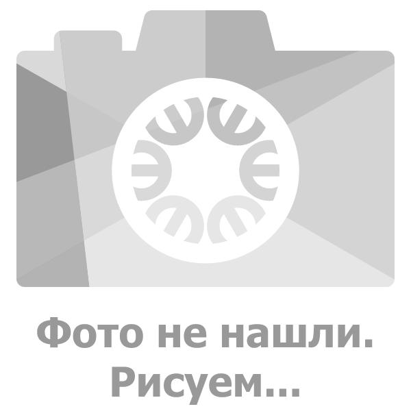 Адаптер для монтажа электроустановочных изделий (полиамид,черный)